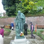 Statue of Robert Owen
