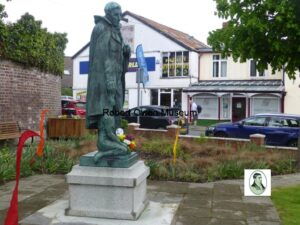 Statue of Robert Owen