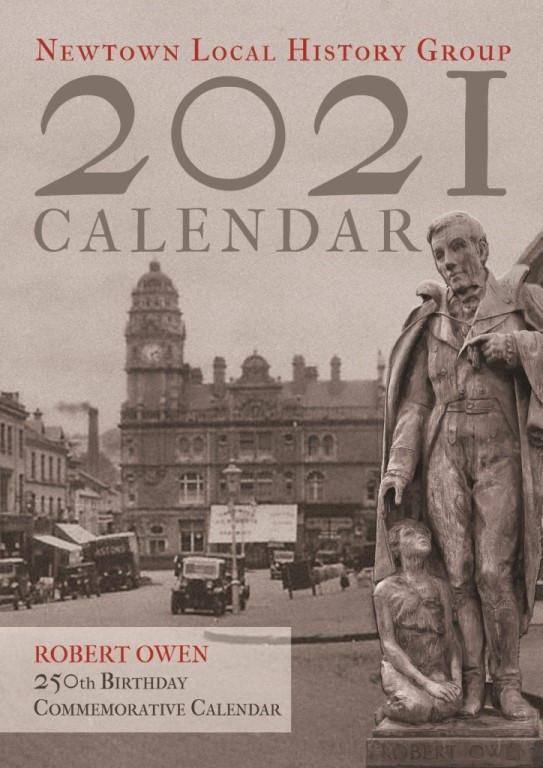 Calendar 2021 Front Cover